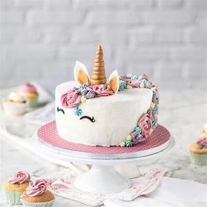 Regenbogen Einhorn Torte : zauberhafte einhorntorte rezept backen pinterest m delsabend selber machen und koch ~ Frokenaadalensverden.com Haus und Dekorationen