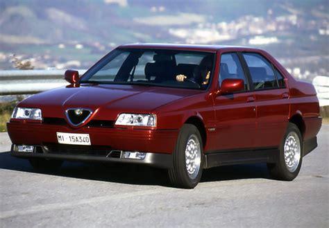 Alfa Romeo 164 Q4 (1994–1997) Wallpapers