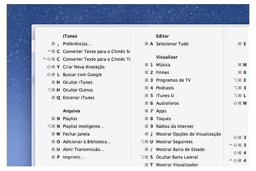teclas de atalho pdf baixar gratuitos