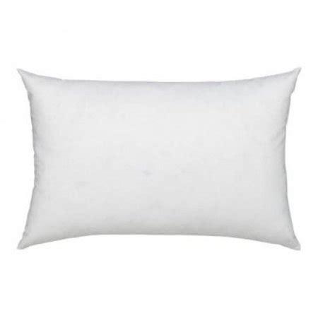 walmart pillow forms 12x16 quot 95 feather 5 pillow insert walmart