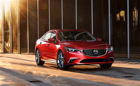 10 Best Midsize Sedans For 2016