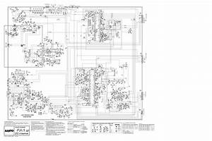 Sanyo Tv Fa1 Chassis 1 Service Manual Download  Schematics