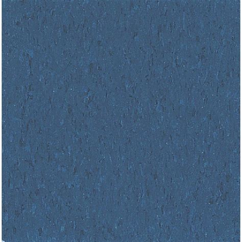 armstrong imperial texture vct 12 in x 12 in gentian blue standard excelon commercial vinyl