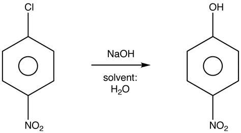 snar mechanism chemistry libretexts