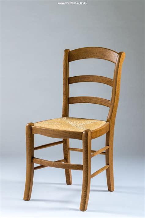 chaise en chêne massif chaise de cuisine en bois massif