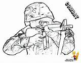 Army Coloring Pages Soldier Military Soldiers Yescoloring Gun Gusto Boys Easy Combat Colouring Sheet Popular Fighting Books Coloringhome sketch template