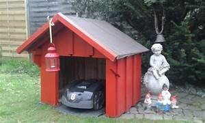 Rasenmäher Roboter Bauanleitung : 34 besten m hroboter garagen bilder auf pinterest ~ Michelbontemps.com Haus und Dekorationen