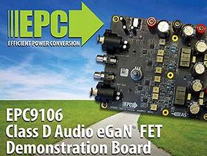 Professional Quality Sound with 96% Power Efficiency – EPC ...