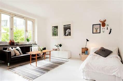 meubler un studio 20m2 voyez les meilleures id 233 es en 50 photos
