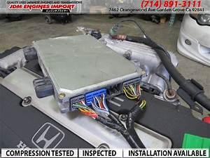 Jdm Honda B16a Vtec Engine Transmission Civic Sir B16a2