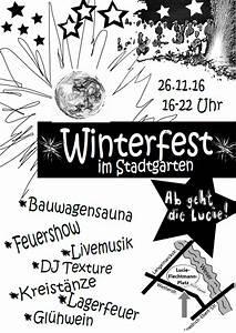 Ab Geht Die Luzie : ab geht die lucie lucie winterfest am 16 22 uhr ~ Markanthonyermac.com Haus und Dekorationen
