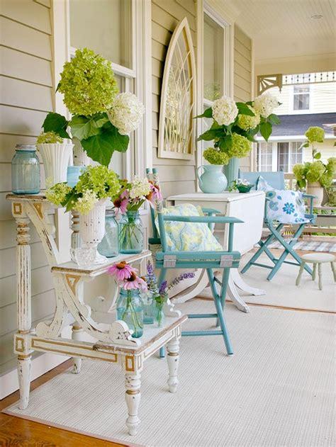 shabby chic porch furniture porch decor 30 perfect porches the cottage market