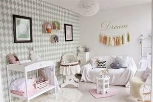 idee decoration chambre bebe lui preparer un nid douillet With idee deco exterieur jardin 5 idee deco chambre bebe vintage
