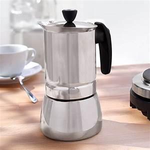 Espressokocher Edelstahl Elektrisch : espressokocher aus edelstahl ~ Watch28wear.com Haus und Dekorationen