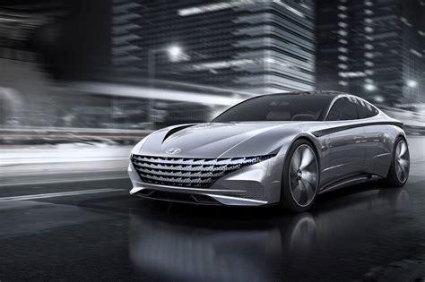 Hyundai Car : Hyundai Previews Le Fil Rouge Concept Car