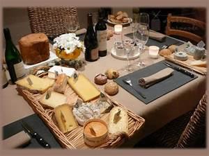 Idée Repas Soirée : ambiance gourmande d gustation fromages ambiance gourmande recettes pr sentations pour ~ Melissatoandfro.com Idées de Décoration