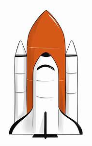 Space Shuttle Cartoon - ClipArt Best