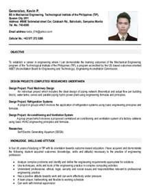 resume format for ojt information technology students should know sle resume for ojt information technology students bestsellerbookdb
