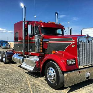 Kenworth custom W900L | Truck's 1: Truck's, & Other Shiny ...