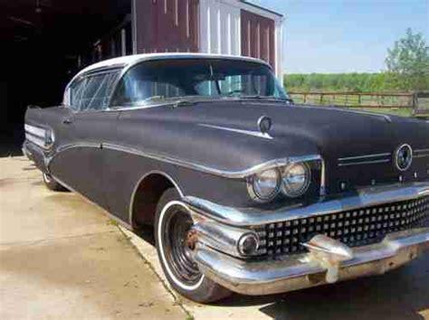 Buy Used 1958 Buick Roadmaster 2dr Ht In Casco, Michigan
