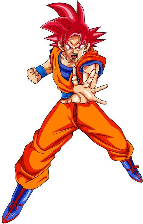 Goku ssjv2 by jaredsongohan on DeviantArt
