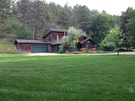 cabin rentals rapid city sd vacation home on lake just thirty minutes to mt