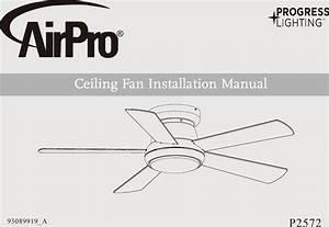 P2572r User Manual User Manual