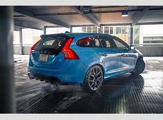 Review 2017 Volvo V60 Polestar Canadian Auto Review