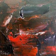 Abstract Expressionism Modern Art