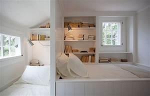Sehr Kleines Zimmer Einrichten : kleine schlafzimmer kreativ gestalten 45 zeitgen ssische ideen ~ Bigdaddyawards.com Haus und Dekorationen