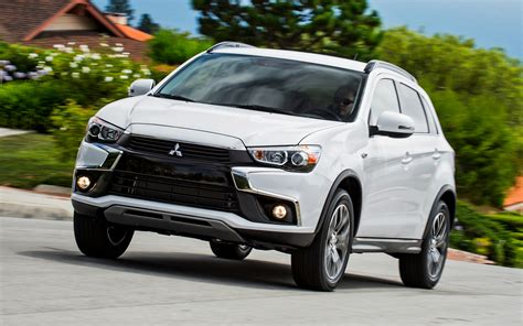 Mitsubishi Outlander Sport Wallpapers by 2016 Mitsubishi Outlander Sport Wallpapers And Hd Images
