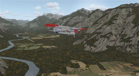 bella coola valley british columbia  fsx
