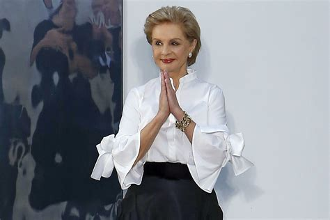 heres  carolina herrera thinks  chicago women