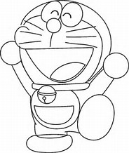 HD Wallpapers Doraemon Coloring Pages To Print