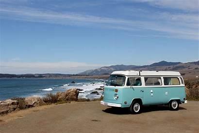 Bus Vw Volkswagen Wallpapers Van Road Trip