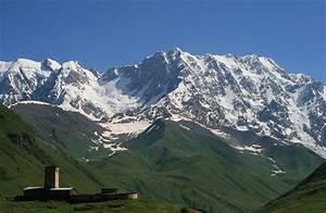 Panoramio - Photo of Ushguli - Mount Shkhara