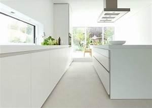 cuisines bulthaup le catalogue 20 photos With cuisine blanche sans poignee