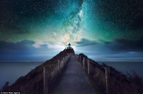 Photos Show Milky Way Illuminating Sky Over New Zealand
