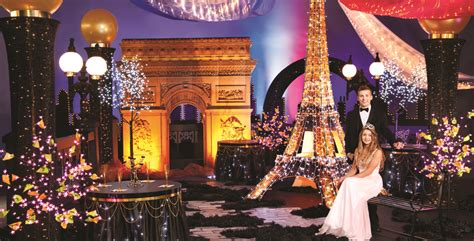 Paris City Of Lights Complete Prom Theme  Prom Nite