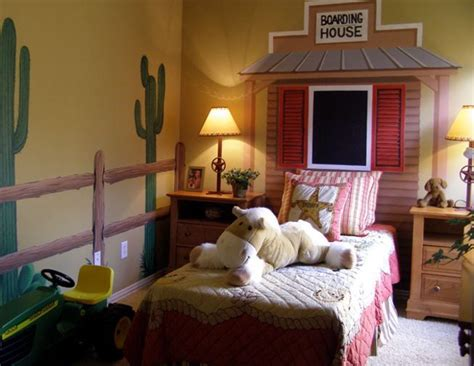 Best Images About Cowboy Themed Rooms & Decor For Kids