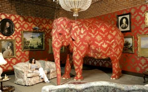 Elephant In The Living Room Definition by Bilgrimage Robert Mcclory On Slavery Faithful Dissent