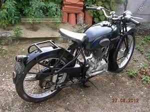 Moto Française Marque : moto de collection fran aise guiller ann e 1954 moteur 125 type 4 temps de marque amc french ~ Medecine-chirurgie-esthetiques.com Avis de Voitures