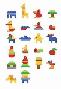 Aufbewahrungsbox Für Lego : bauvorlagen f r lego duplo formensortier eimer schuhe binden ~ Buech-reservation.com Haus und Dekorationen