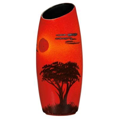 buy poole pottery african vase metropolitan small vase