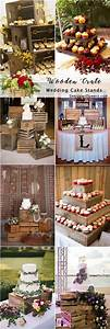 Rustic, Woodsy, Wedding, Trend, 2018, Wooden, Crates