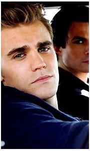 Damon and Stefan Salvatore Wallpaper: Damon&Stefan ...