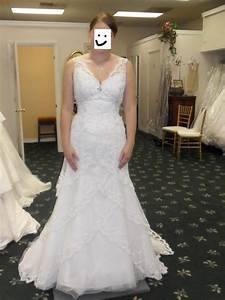 i have my wedding dress please tell me what you think With what to do with my wedding dress