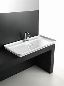 best powder room designs joy studio design gallery With salle de bain design avec petite vasque à poser
