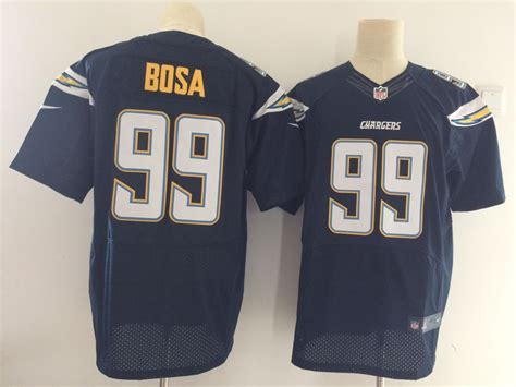 Elite Joey Bosa Mens Jersey San Diego Chargers 99