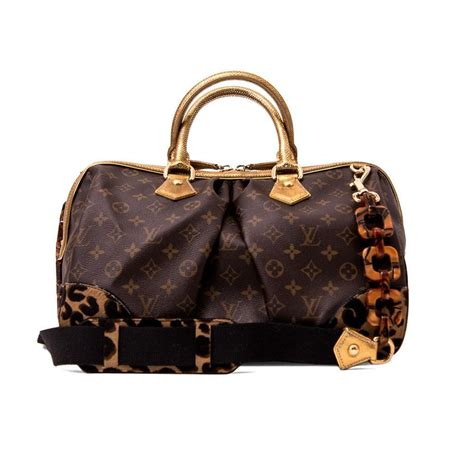louis vuitton vintage limited edition stephen bag thebrownpaperbag